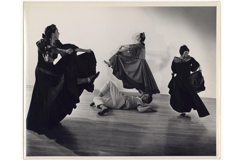 """""""Punch and the Judy"""" Photo by Barbara Morgan"""