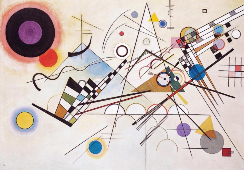"""Composition VIII"", 1923"