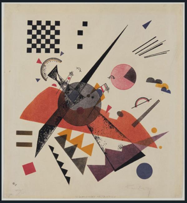 """""""Orange"""", 1923"""