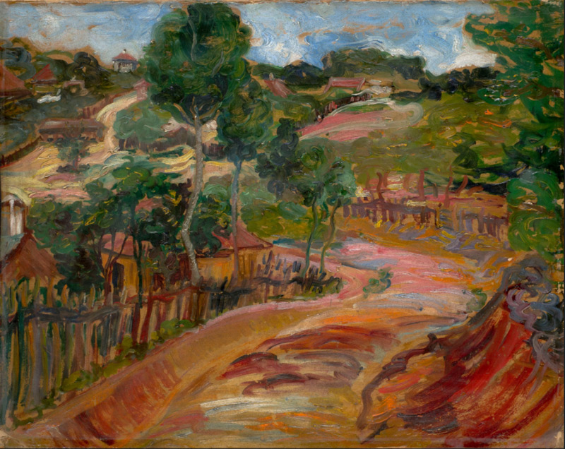 Resnil, 1904 - Nadezda Petrovic